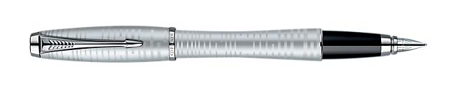 Bút Parker Urban Premium Silver/Blue Fountain Pen