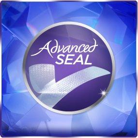 Công nghệ tiên tiến Advanced Seal™ Technology giúp làm trắng răng dễ dàng