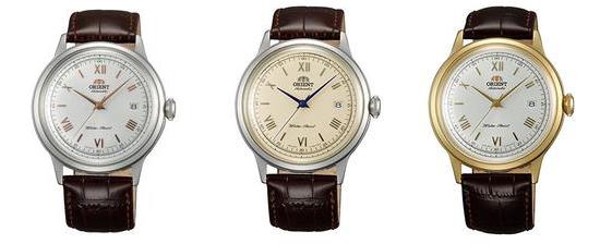 Các mẫu đồng hồ Orient Bambino gen 2