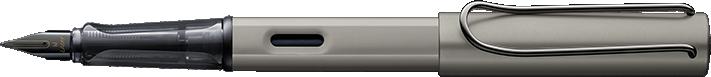 Bút Lamy LX - Màu Ruthenium (Ru)