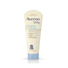 Kem trị chàm, lác cho bé Aveeno Baby Eczema Therapy Moisturizing Cream 7.3oz (206g) - Dung tích lớn