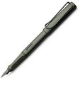 Bút máy Lamy Safary - Màu đen nhám - Ngòi F - L17