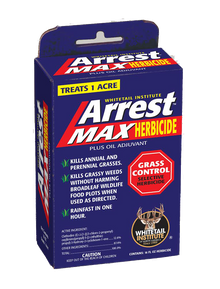 Arrest Max Herbicide - BREAKING GROUND SPECIAL