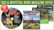 Producing Trophy Whitetails DVD