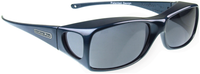 Jonathan Paul® Fitovers Eyewear Large Aria in Neptune & Gray AA003