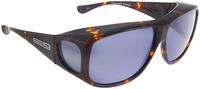 Jonathan Paul® Fitovers Eyewear X-Large Aviator in Tortoise & Gray AV002