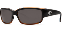 Costa Del Mar™ Polarized 580P Sunglasses: Caballito in Coconut Fade & Grey Lens