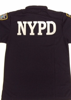 Nypd Bike Polo Shirt Meyers Uniforms