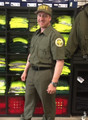 Sanitation Supervisor Short Sleeve Shirt
