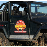 Terrain Tamer Sticker - Large