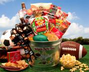 Quarterback Snack Gift