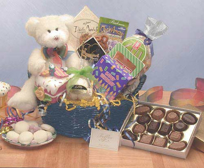 Special Happy Birthday Gift Basket