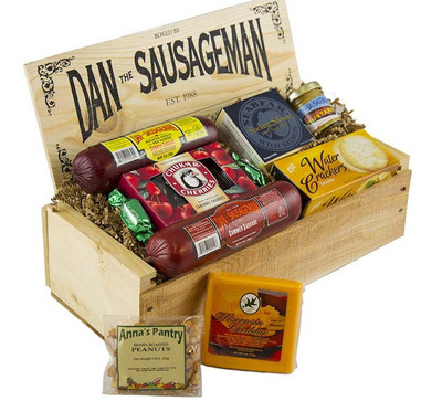 Savory and Sweets Gift Box