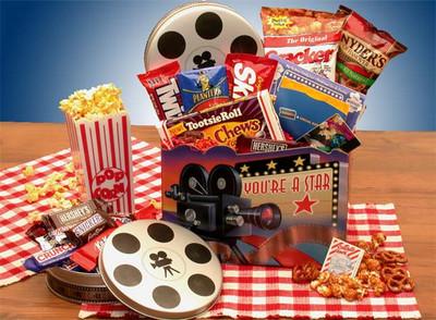Movie Snack Gift Box