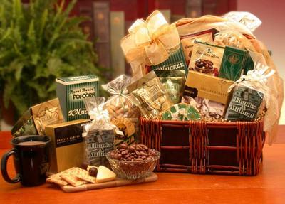 Impress Thank You Gift Basket