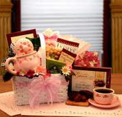 Tea Pot Gift Set