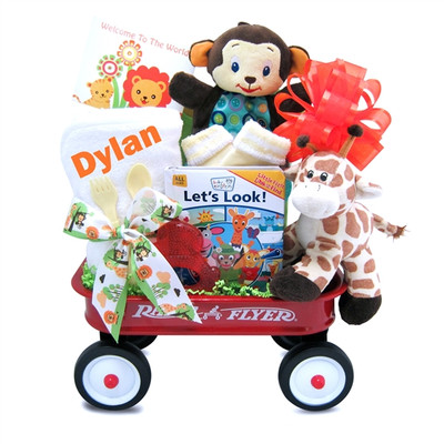 Jungle Wagon Gift