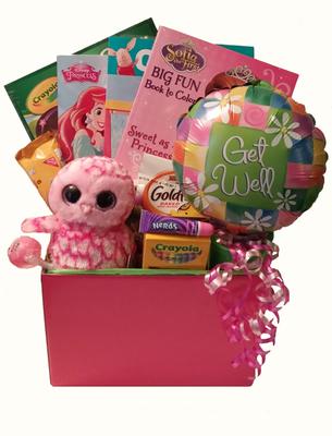 Precious Girls Get Well Gift