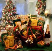 Christmas Entertain Gift Basket