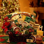 Holiday Gatherings Christmas Gift Basket (Large Size)