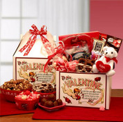 Valentine Note Care Package Gift