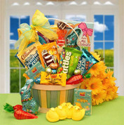 Sweets Easter Gift Basket