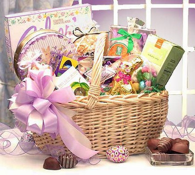 Easter Beauty Gift Basket