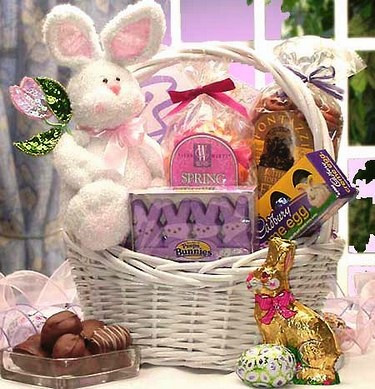 Special Someone Easter Gift Basket