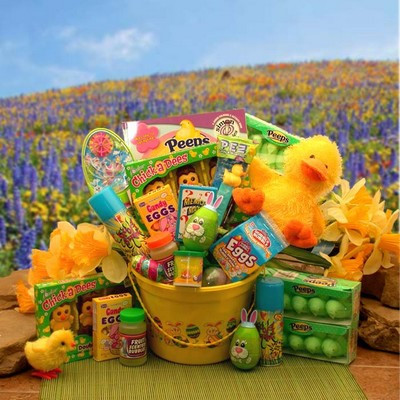 Kids ducky fun easter gift easter gift baskets kids ducky fun easter gift negle Image collections