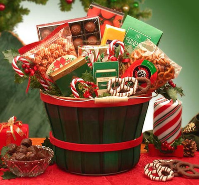 The Traditions Holiday Gift Basket