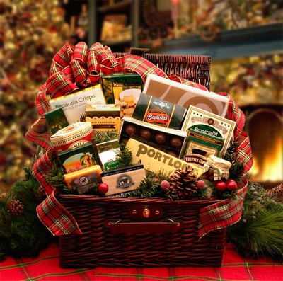 Warm Home Holiday Hamper
