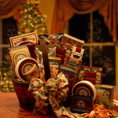Holiday Season Gift Basket