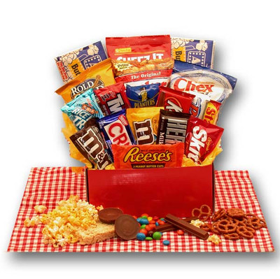 American Snack Favorites Care Gift