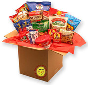 Healthy Snacks Care Package
