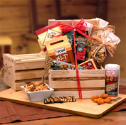 Gourmet Snack Crate For Men