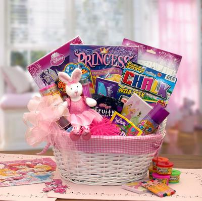 My Little Princess Gift Basket for Girls