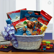 Car Fun Gift Basket For Boys