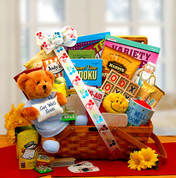 Get Well Activities gift basket