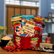 Games For Children Gift Basket