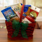 Italian Flavors Mini Gift Basket