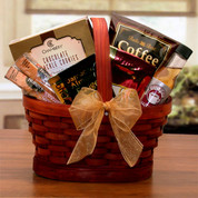 Coffee Lovers Mini Gift Basket