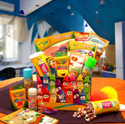 Incredible Fun Children's Gift Basket