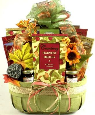 Autumn Blessings Gift Basket
