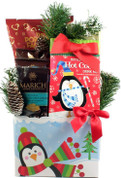 Penguin Holiday Gift Box