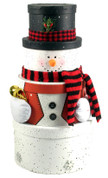 Snowman Tower Gift
