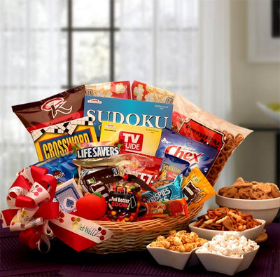 Good Wishes Gift Basket