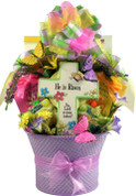 Christian Faith Easter Gift Basket