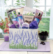 Lavender Relax Gift Box
