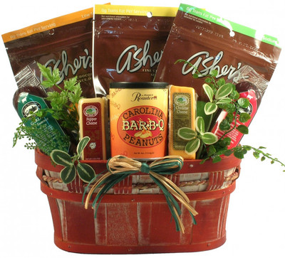 Sugar Free Christmas Gift Basket