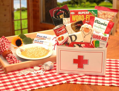 Nurse To You Get Well Gift